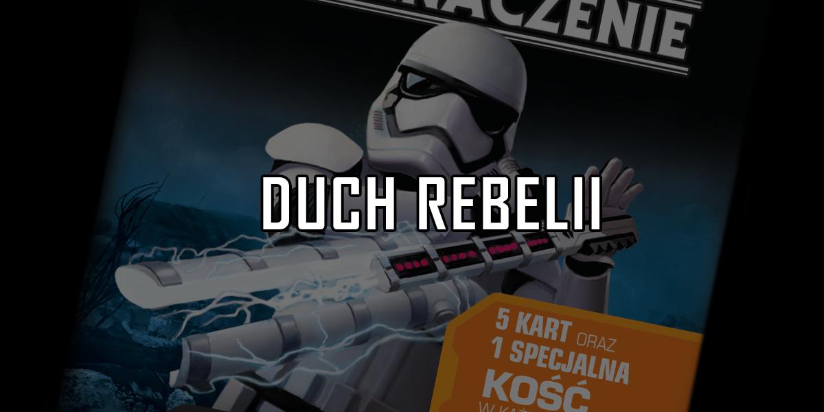 Duch Rebelii – lista kart już dostępna!