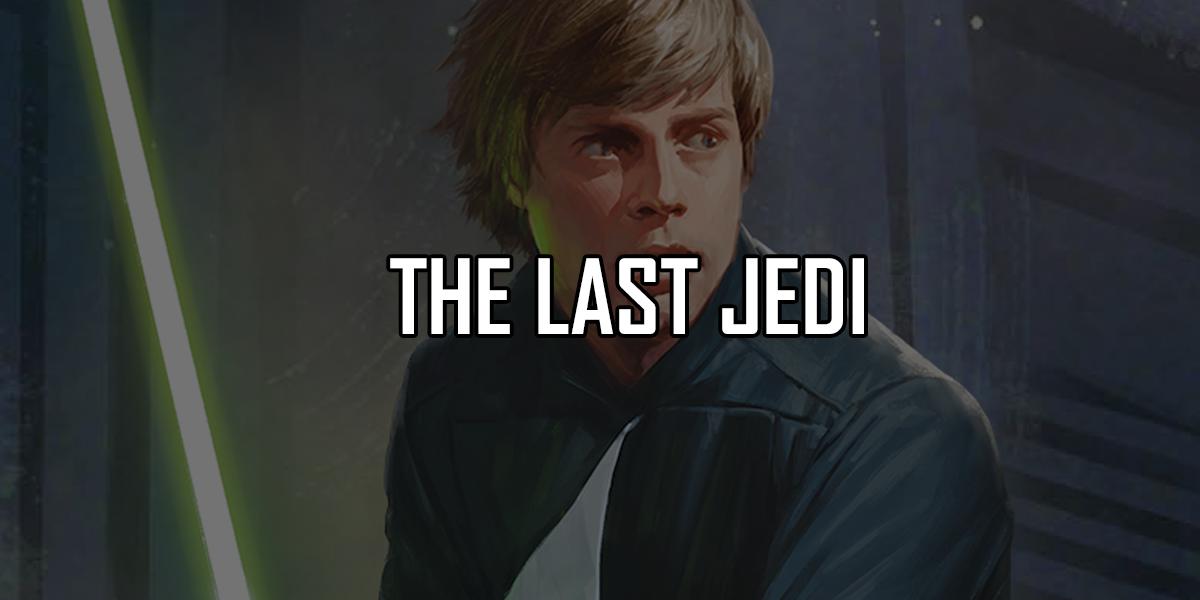 Zagraj jako Ostatni Jedi