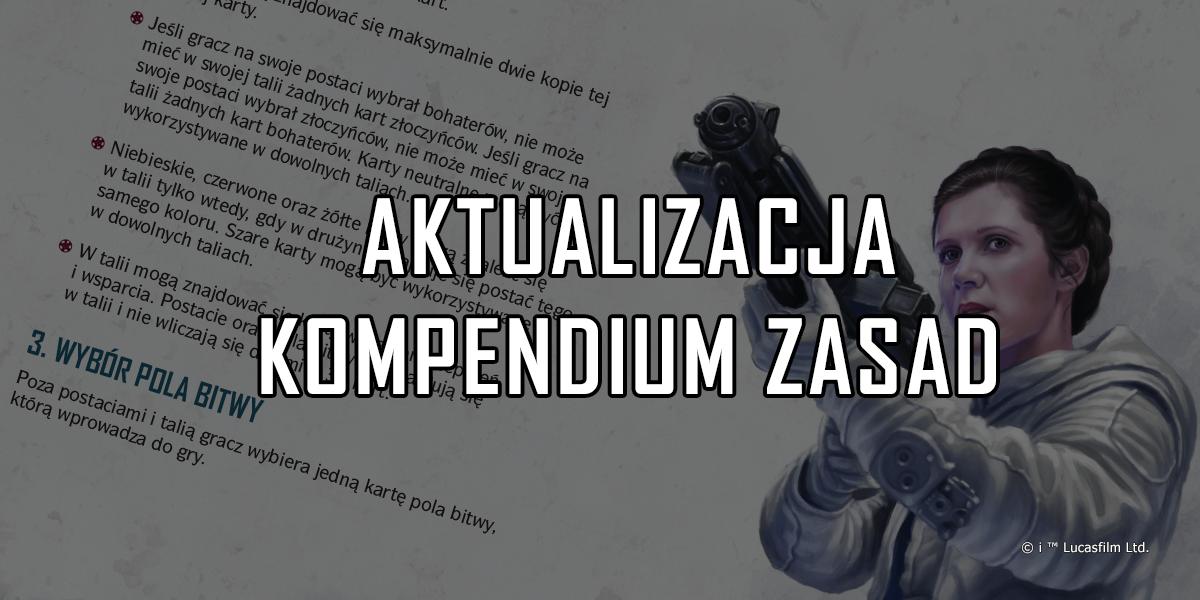 Nowa wersja Kompendium Zasad
