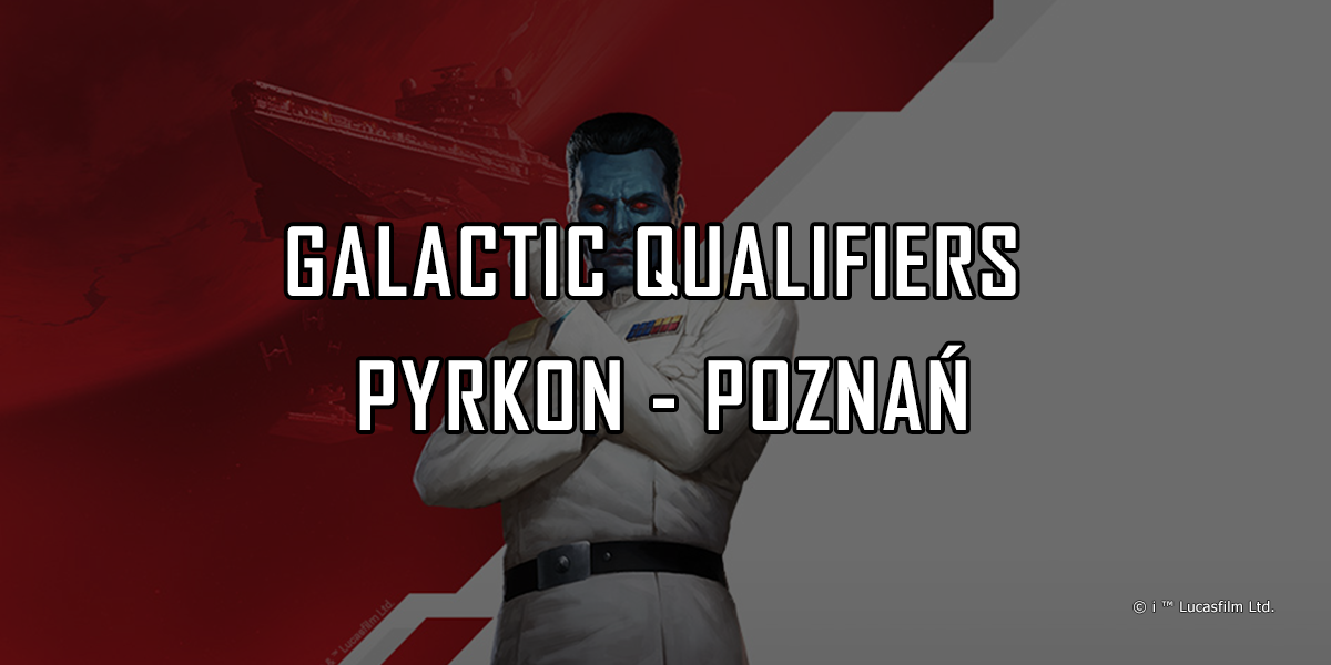 Galactic Qualifiers w Polsce!