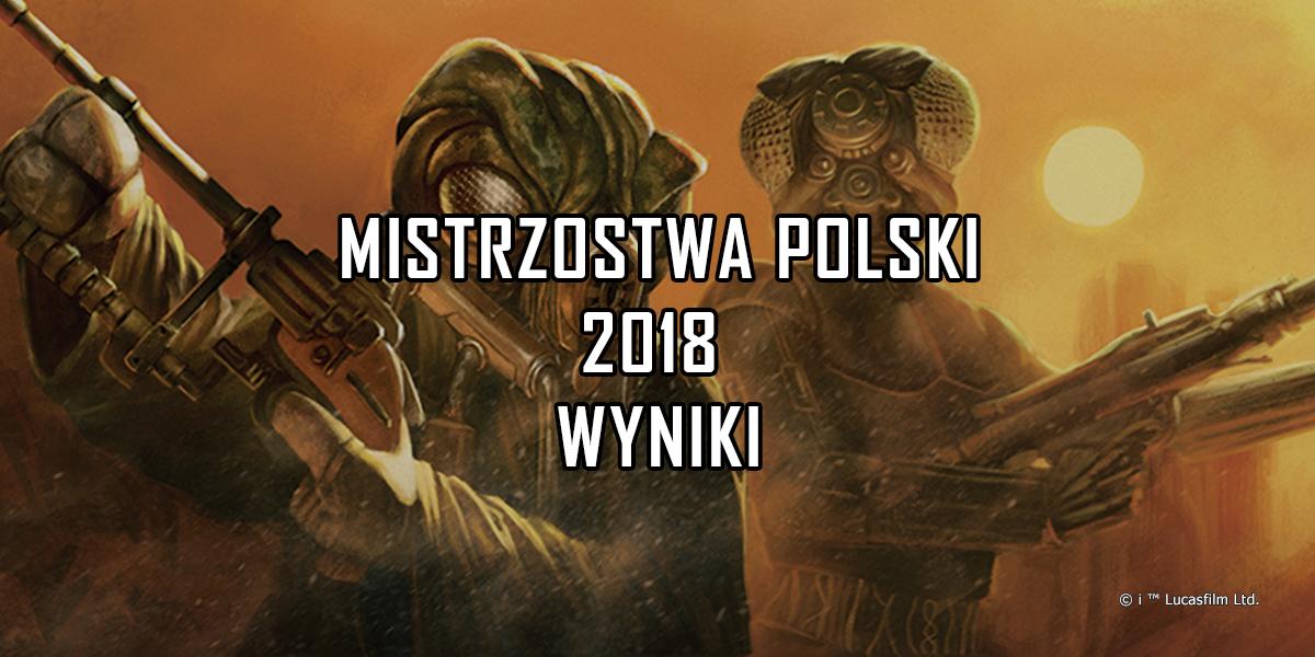 Mistrzostwa Polski 2018 – wyniki